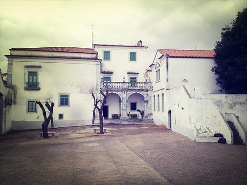 Também foi palácio dos Maldonados