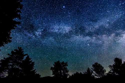 sky nature night way stars landscape outside nikon long exposure space science tokina clear galaxy astrophotography milky milkyway fav10 1224f4 d7000