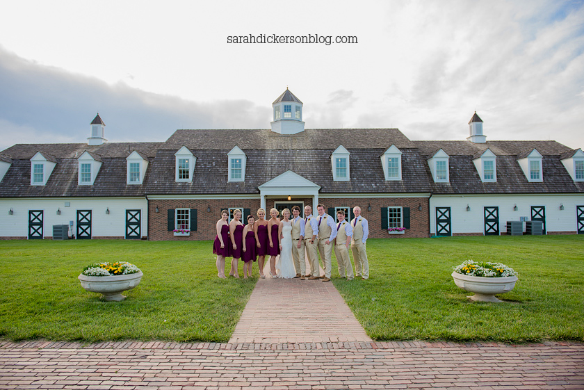 Mildale Farm Kansas wedding