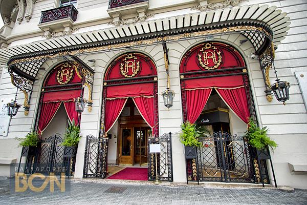 Hotel El Palace, Barcelona