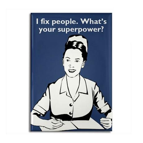 superhero_nurse_rectangle_magnet