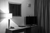 Hotel Room Desk by russellstreet