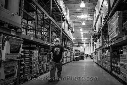 Costco, Hackensack, NJ By Alex Kaplan by Alex Kaplan, Photographer