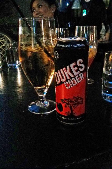 Dukes Gluten-Free Cider