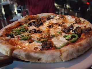 Pizza Pie @Rustico