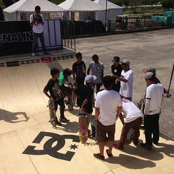 Liga Mini Ramp #AdrenalinDC peringkat akhir bakal bermula di