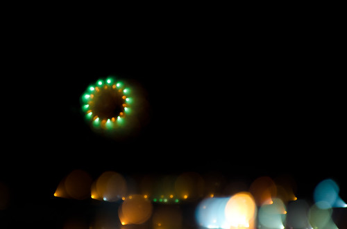 Portland fireworks
