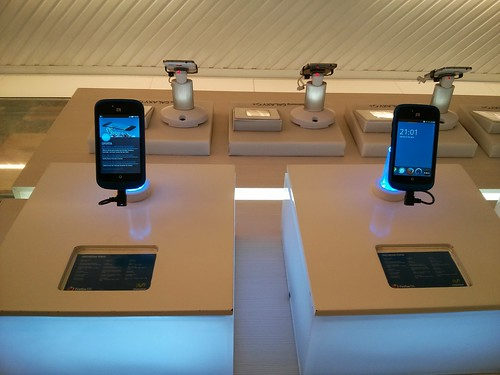 Firefox OS launch pics, Madrid, Spain