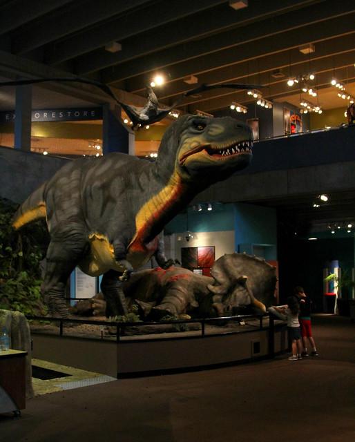 animated dinosaurs