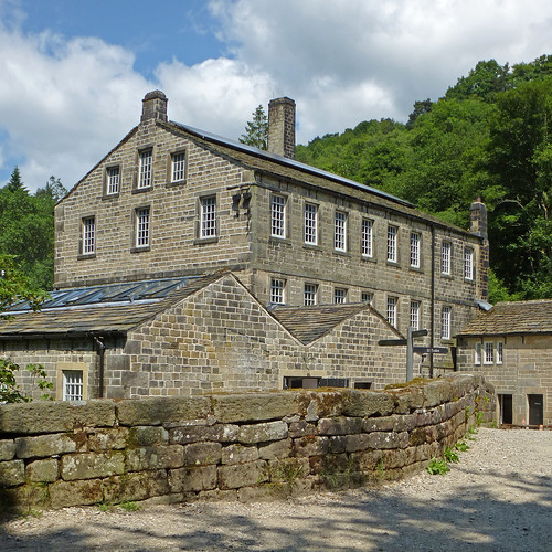 Gibson Mill by Tim Green aka atoach