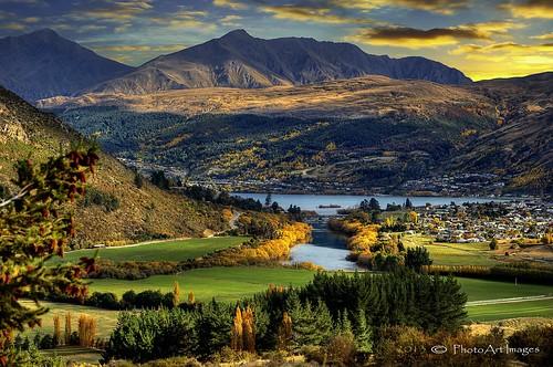 mountains queenstown nzsouthisland autumninnz flickrsfinestimages1 photoartimages
