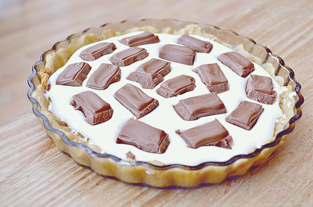 Marshmallow Pie Topping Create The Top of The Pie
