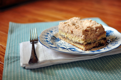 Double Crumb Coffee Cake 8