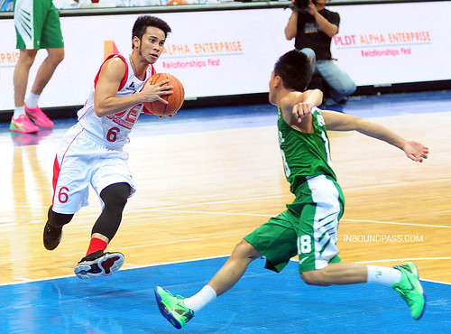 UAAP Season 76: UE Red Warriors vs. DLSU Green Archers, July 20