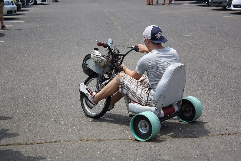 how to build a drift trike from scratch