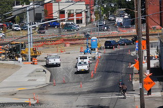 SE light rail construction detours-2