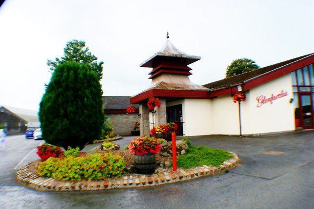 Glenfarclas Distillery, Speyside, Scotland