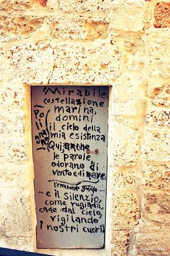 Polignano a Mare - Poesia 12