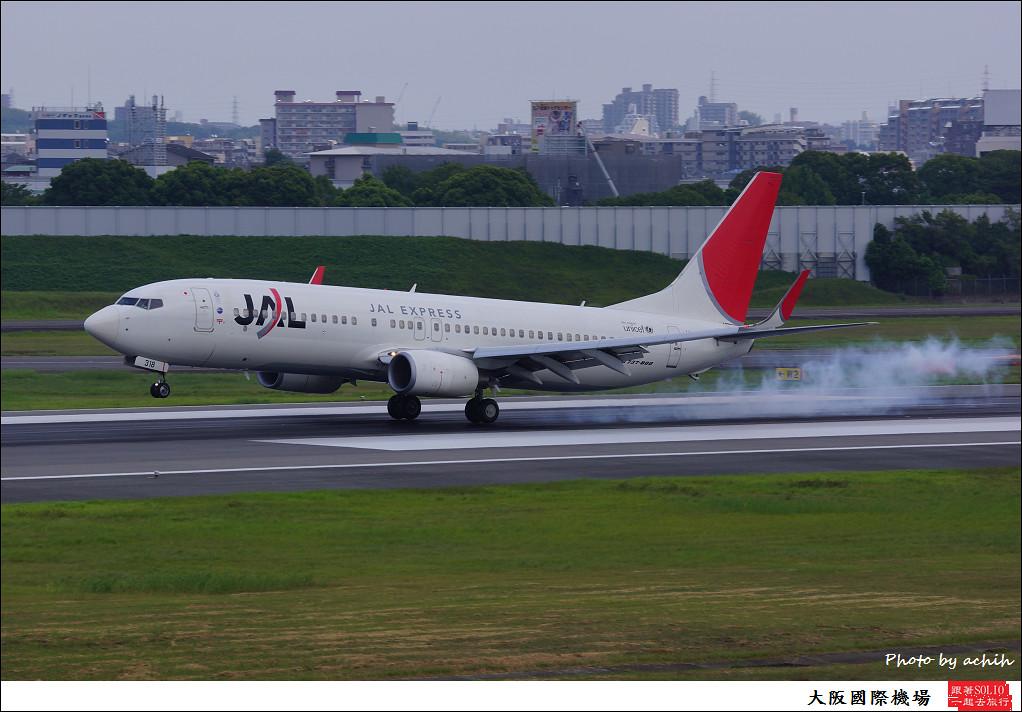 JAL Express - JAL JA318J-001