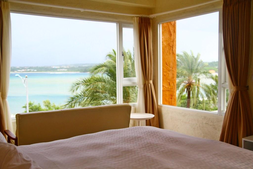 二樓浪漫海景雙人房IMG_5877