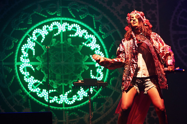 M.I.A - Bestival 2013