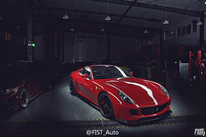 Fist Auto's Ferrari 599 GTX