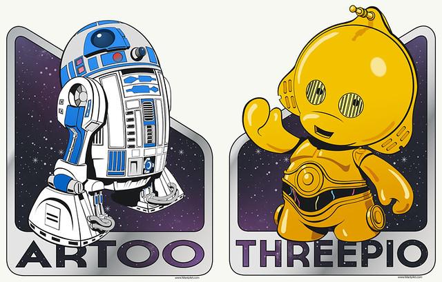 Droids!