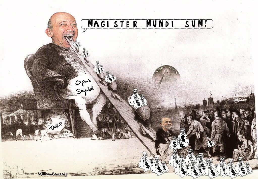 MAGISTER MUNDI SUM