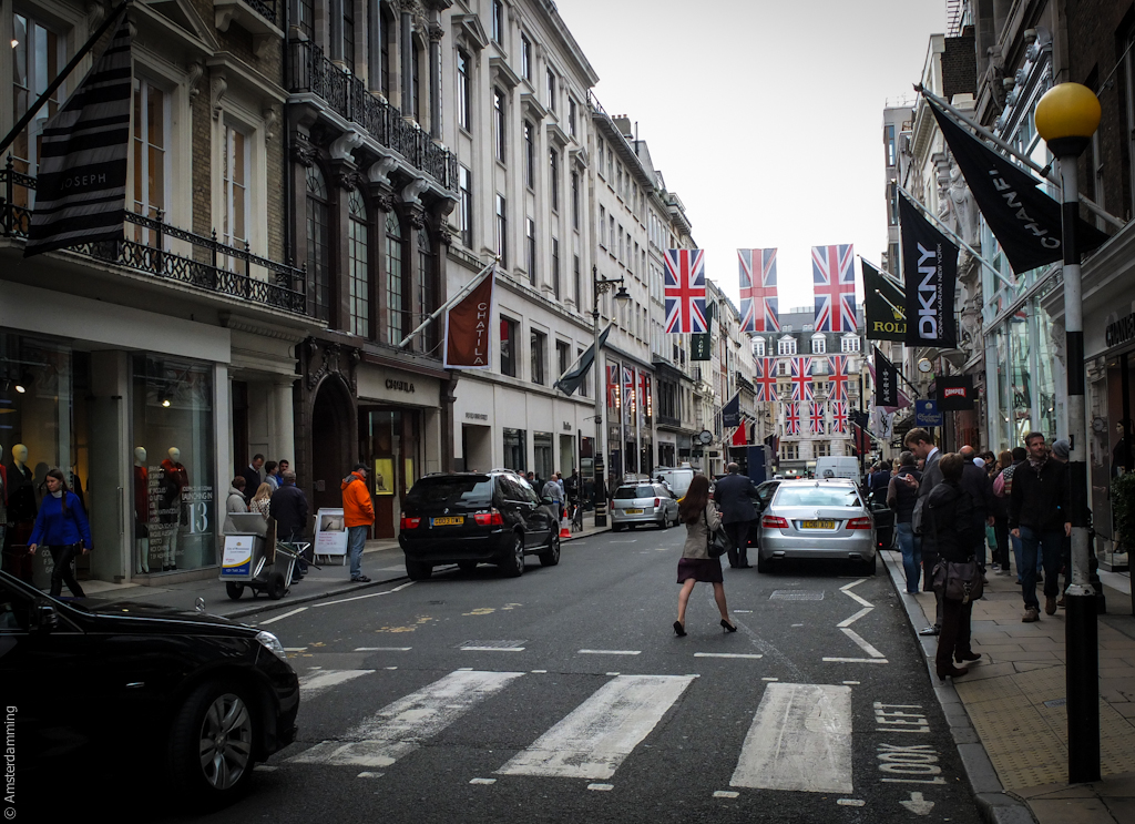 London, Bond Street