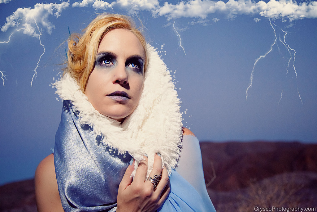Ice Queen of the Mojave 3