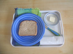 Buttering Bread (Photo from Counting Coconuts)