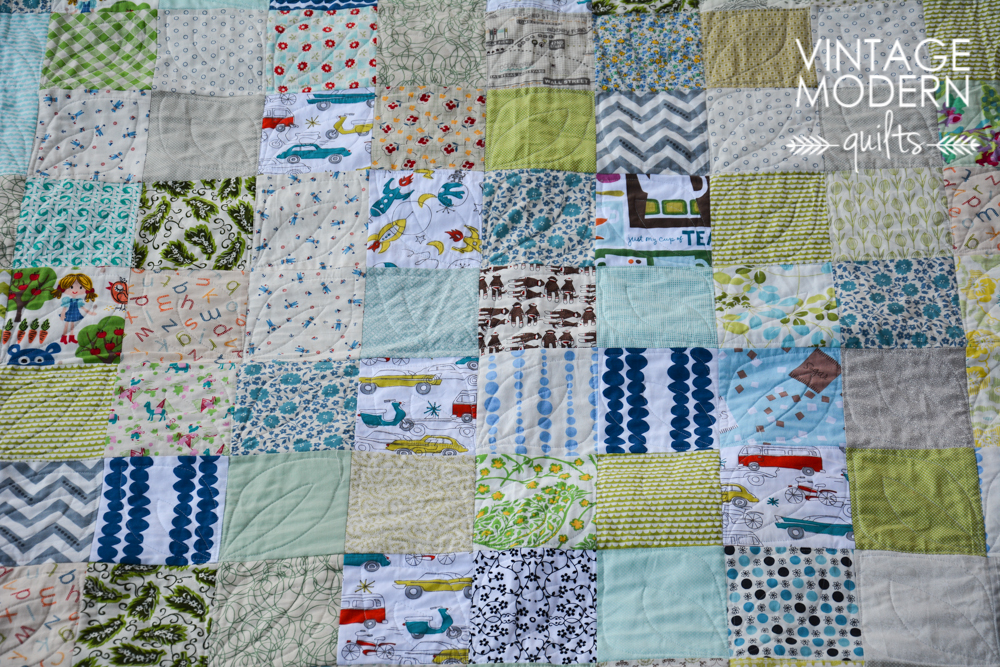 Cool Charms Quilt
