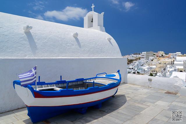 Жилье в остров Санторини на берегу моря недорого