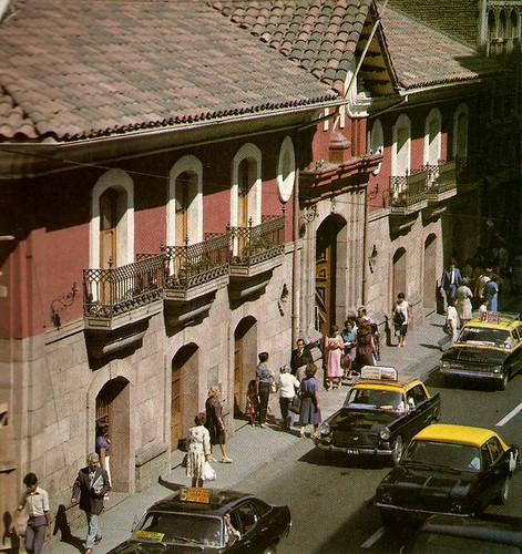 Ripituc santiago a principios de los ochenta revista for Casas en chile santiago