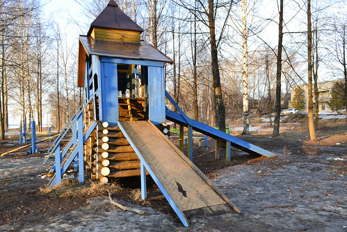 Детский городок-2015 до уборки