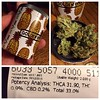 Nice merchandise from @growopfarms for #420 weekend.  From @livelcd. #lucid #PhatPanda #olywa #olympiastoners
