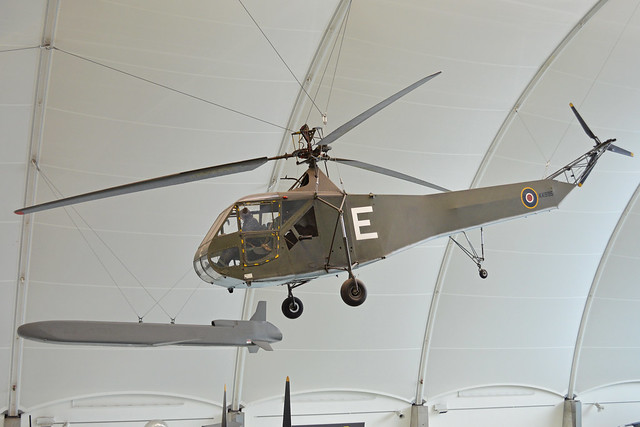 Sikorsky Hoverfly I KK995  E  Flickr  Photo Sharing
