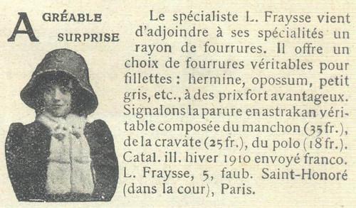Je Sais Tout, No. 70, 15 Novembro 1910 - 142b