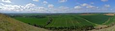 View from Coteau de Mesnil-Soleil