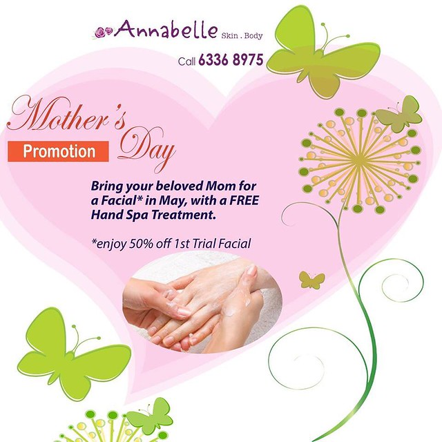 Annabelle Mother's Day Promo