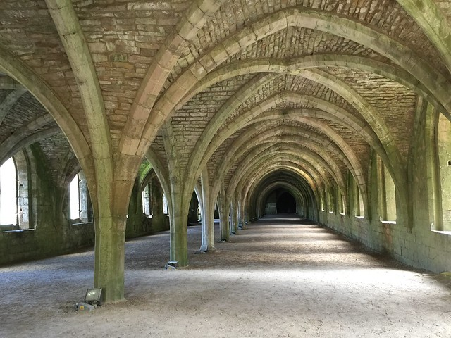Fountains Abbey (Yorkshire)