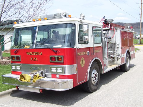 Wauzeka Fire Dept. Engine 1