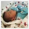 Vicente. Bebê da titia!