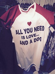 100 All you need is love and a dog by Damian Williams