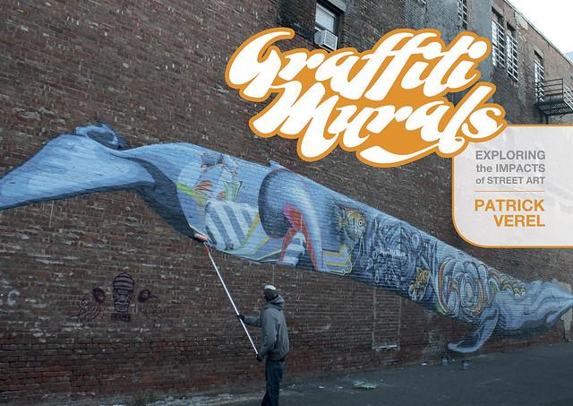 Graffiti Mural Book Cover