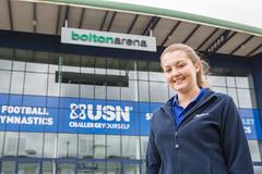 Charlotte Wellens Coaching Apprentice