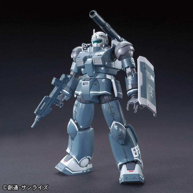 HG《機動戰士鋼彈 THE ORIGIN》鋼加農 最初期型(鐵騎兵中隊機)1/144比例 組裝模型