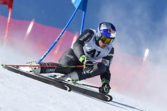 SP v alpském lyžování: söldenská reklama na lyžování