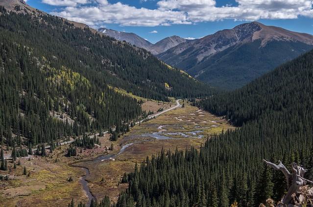 North Fork Lake Creek, CO