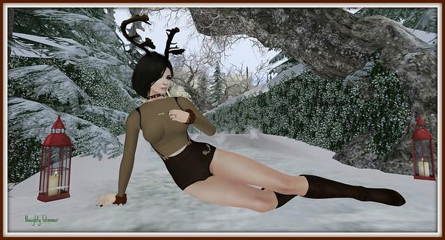 Naughty the Reindeer